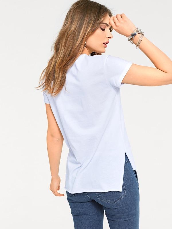 Heine shirt shirt Weiß T Weiß Heine T T shirt Heine qWxBSwIECv