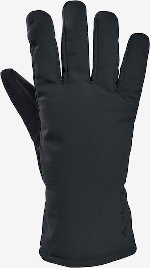 VAUDE Fingerhandschuhe 'Manukau' in schwarz, Produktansicht