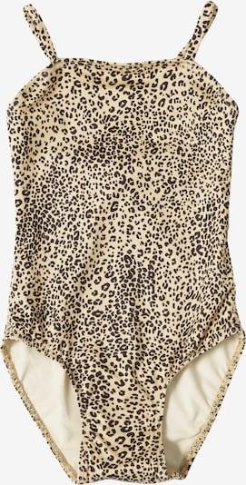 Maudymosi kostiumėlis 'Millie' iš EDITED , spalva - geltona / juoda, Prekių apžvalga