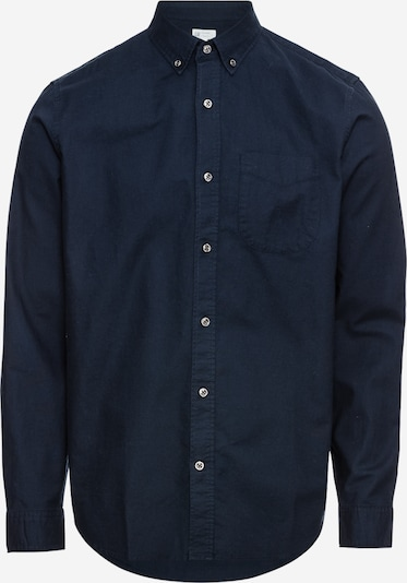 GAP Hemd 'V-OXFORD STANDARD' in navy, Produktansicht