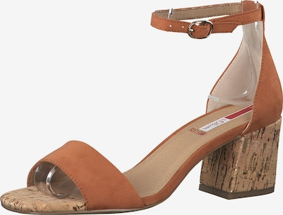 Sandale cu baretă s.Oliver pe coniac, Vizualizare produs