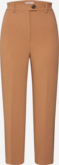 NA-KD Pantalon chino en beige, Vue avec produit