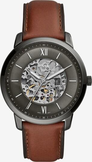 FOSSIL Uhr 'ME3161' in braun / basaltgrau, Produktansicht