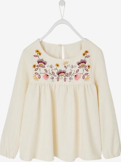 VERTBAUDET Bluse in beige / mischfarben, Produktansicht