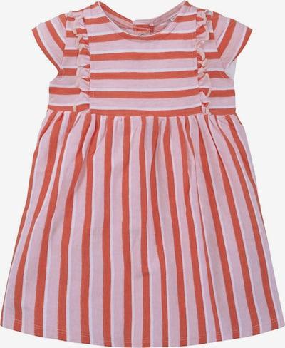 TOM TAILOR Kleider & Jumpsuits Gestreiftes Kleid mit Rüschen in mischfarben, Produktansicht