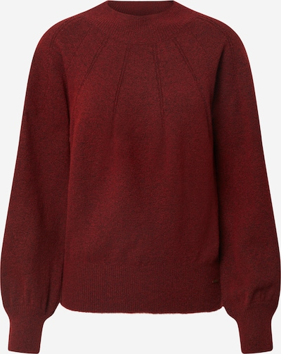 Pepe Jeans Pullover 'Clotilda' in rostrot, Produktansicht