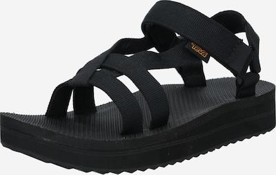 TEVA Pohodni sandali 'Midform Arivaca' | črna barva, Prikaz izdelka