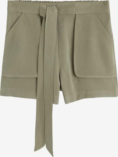 MANGO Spodnie 'BOWIE' w kolorze khakim, Podgląd produktu