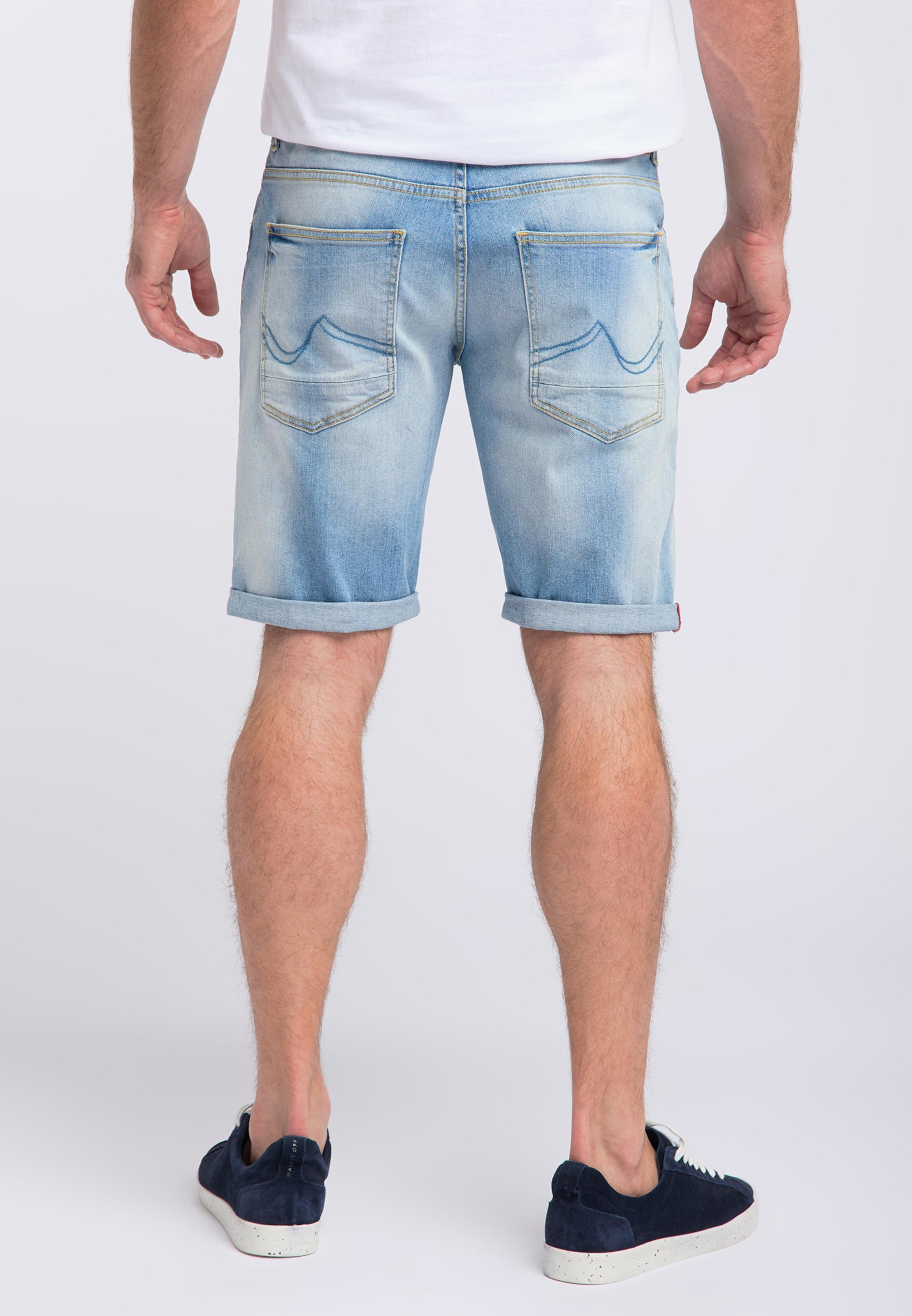 Shorts In DenimHellblau Petrol Industries Blue 13uJlcTFK