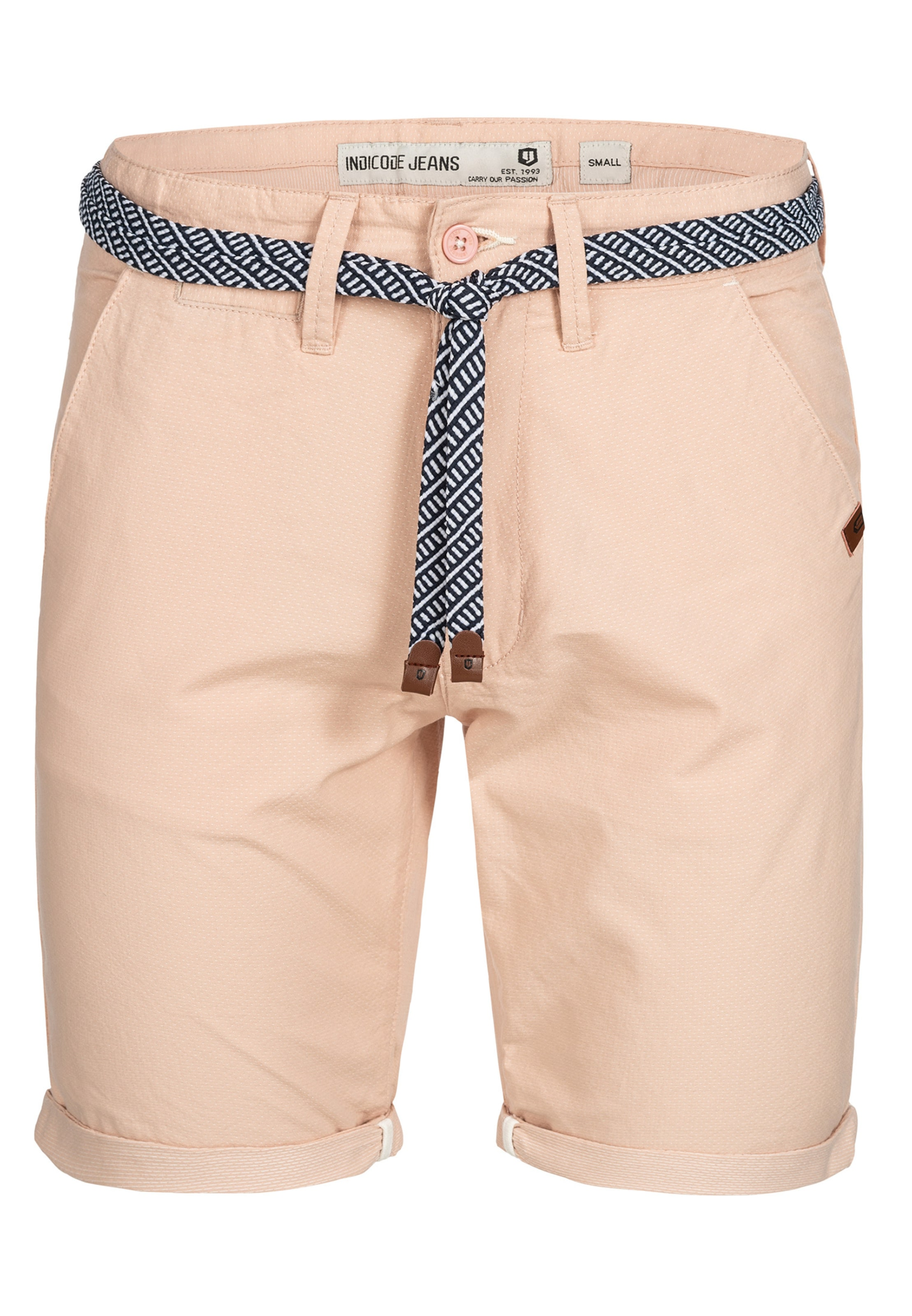Rosa In Shorts Indicode Jeans 'acton' VzMUpS