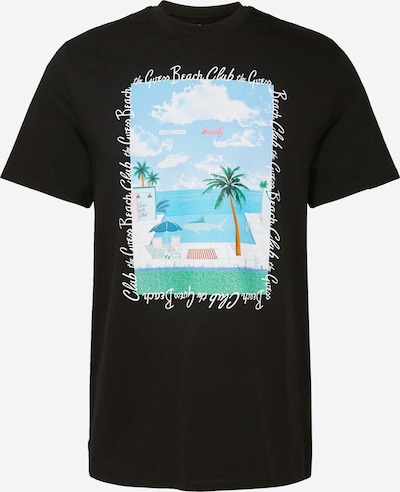 GUESS T-Shirt in schwarz, Produktansicht