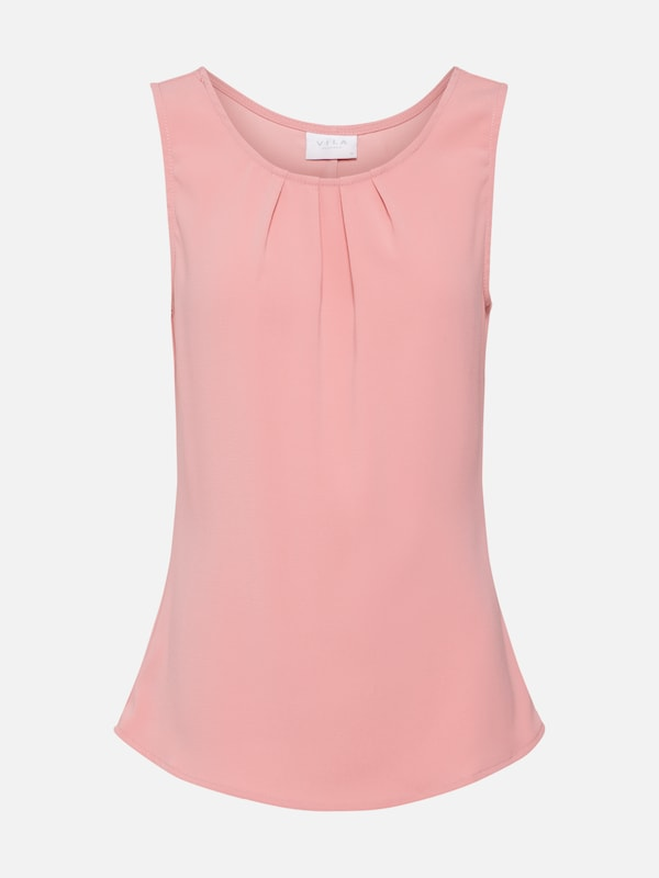 476c3fa7c VILA Top 'VILAIA S/L' w kolorze różowy pudrowym | ABOUT YOU