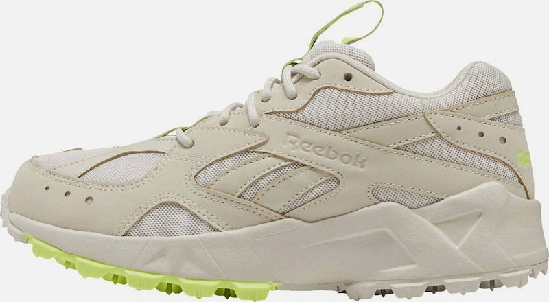 Reebok Classic Sneaker in camel: Frontalansicht