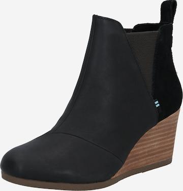 TOMS Chelsea boots 'Kelsey' in Black