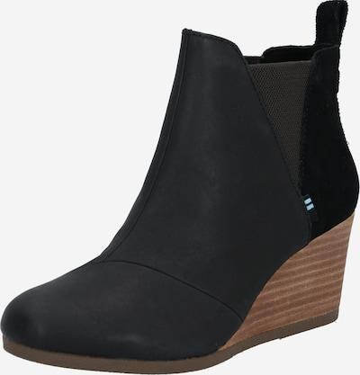 TOMS Chelsea boots 'Kelsey' i svart, Produktvy