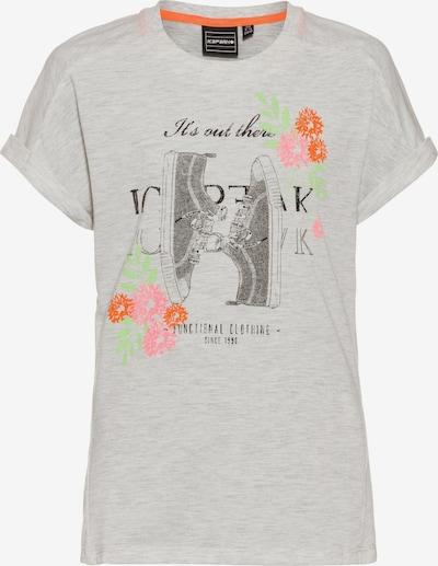 ICEPEAK T-Shirt 'Lavina Jr' in naturweiß, Produktansicht