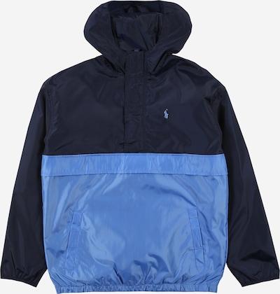 POLO RALPH LAUREN Prehodna jakna | mornarska / dimno modra barva, Prikaz izdelka