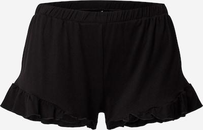 VILA Pantalon de pyjama 'VIRAVI' en noir, Vue avec produit