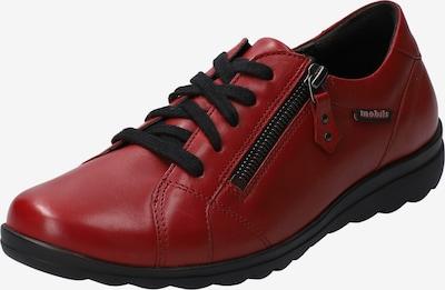 MOBILSergonomic Schuhe in rot, Produktansicht