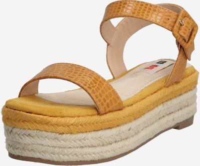 MTNG Sandalen 'NEW TESSY' in sand / senf, Produktansicht