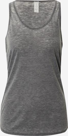 Sportiniai marškinėliai be rankovių iš Marika , spalva - pilka, Prekių apžvalga