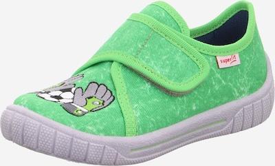 SUPERFIT Copatki za prve korake 'BILL' | zelena barva, Prikaz izdelka