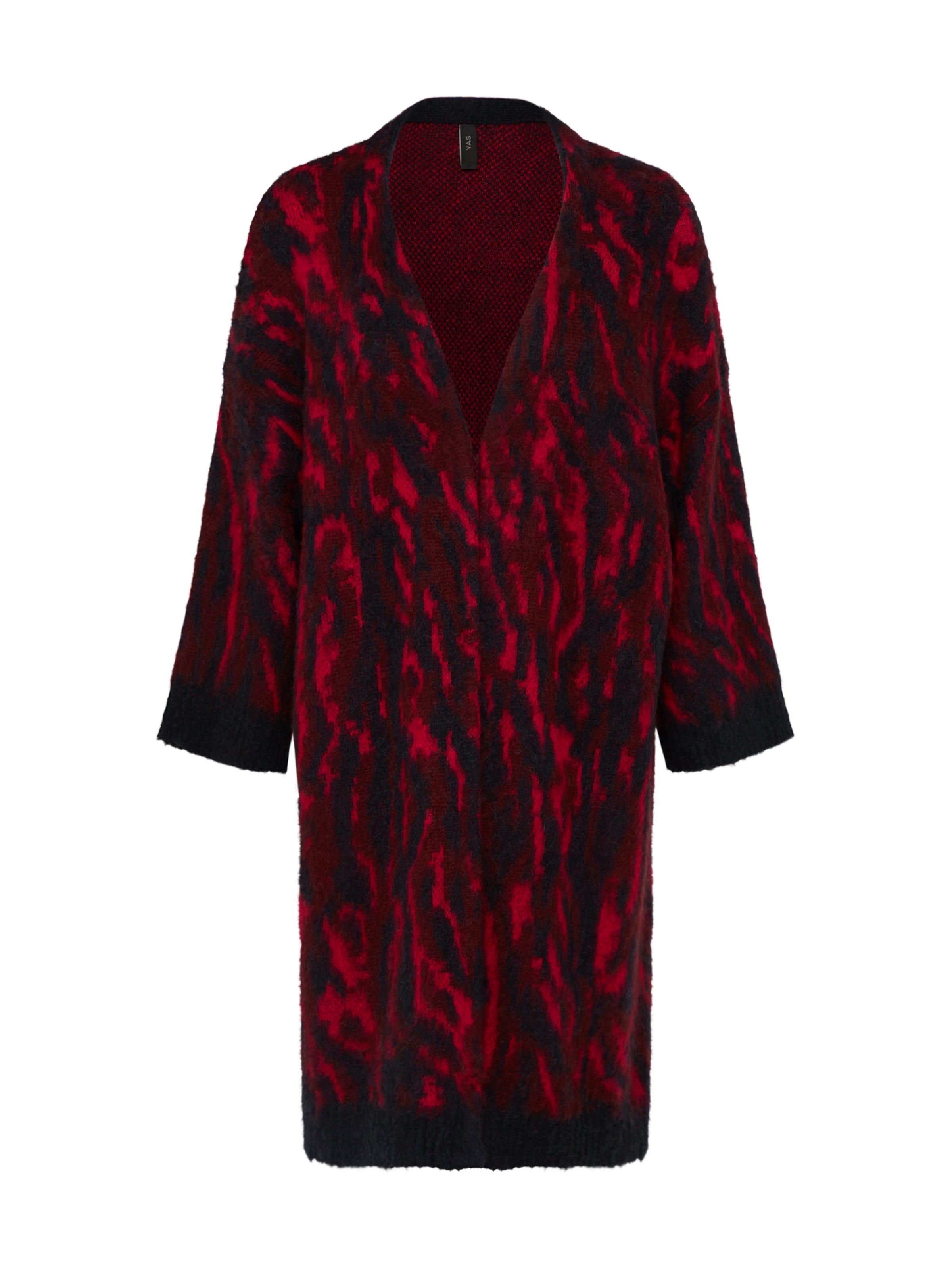 Knit s En 'yasollivander Oversize Cardigan ' Y Rouge Noir a UO1qwX1a