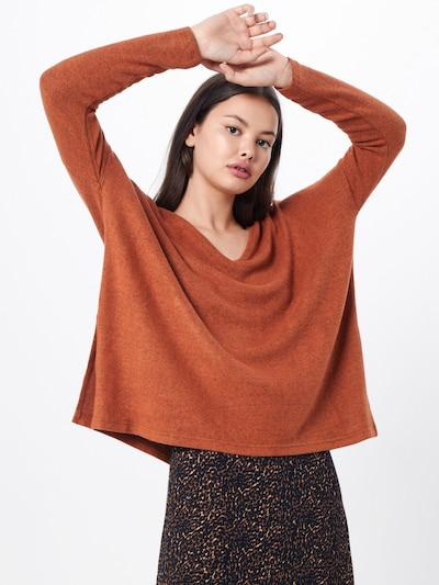ONLY Pull-over en orange: Vue de face