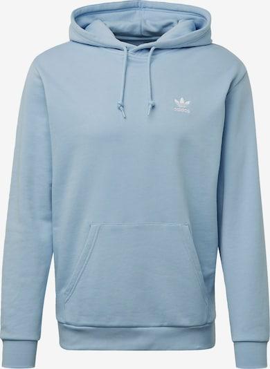 ADIDAS ORIGINALS Pullover in blau / weiß, Produktansicht