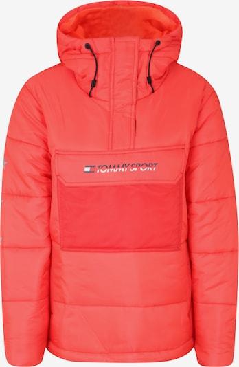 Tommy Sport Sport-Jacke 'BLOCK INSULATION' in orangerot, Produktansicht