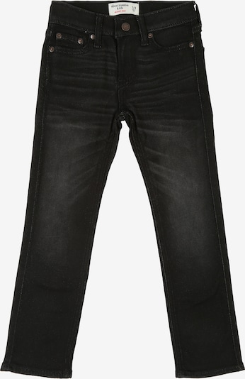 Abercrombie & Fitch Kavbojke | črna barva, Prikaz izdelka