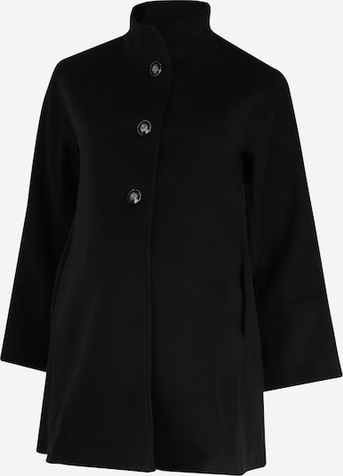 Attesa Between-seasons coat 'CAPPOTTO' in black, Item view