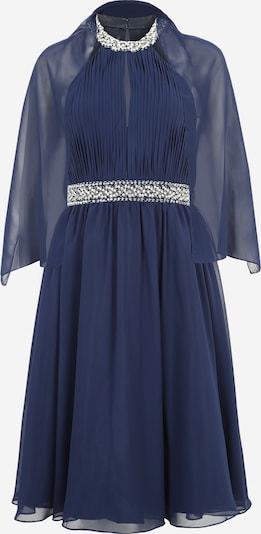 mascara Cocktailkleid in navy, Produktansicht