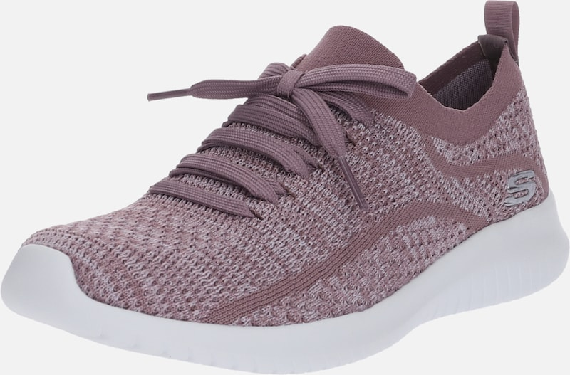 Baskets FlexStatements' En Skechers Violet Chiné 'ultra Basses Hb2D9YeWEI