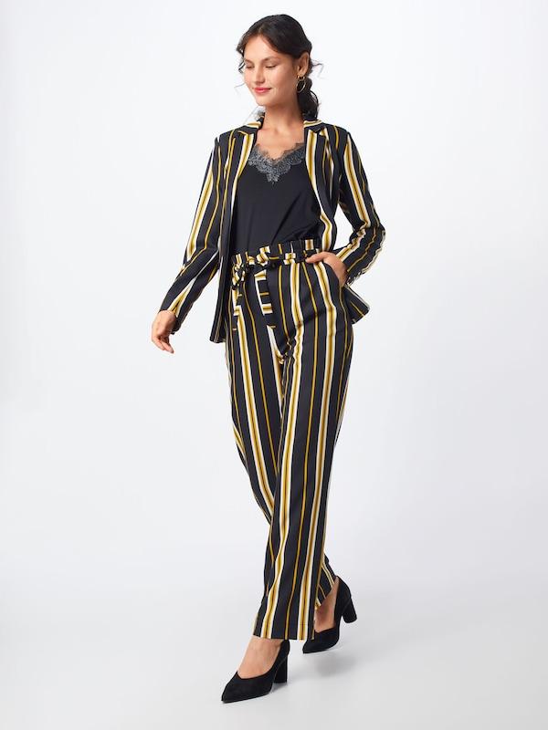 'malia Jacket' In Luxury Blazer En BeigeJaune Soaked Noir 4L3RcAq5j