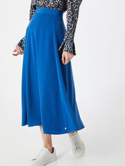 Fabienne Chapot Jupe 'Megan' en bleu: Vue de face
