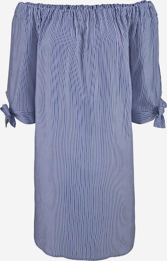 LASCANA Strandkleid in blau / weiß, Produktansicht