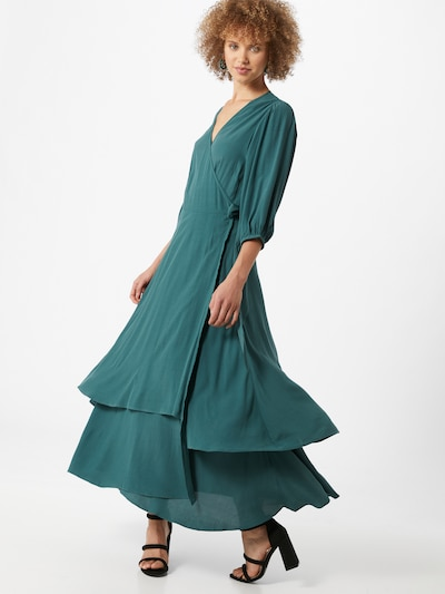 mbym Kleid 'Bibbi' in jade, Modelansicht