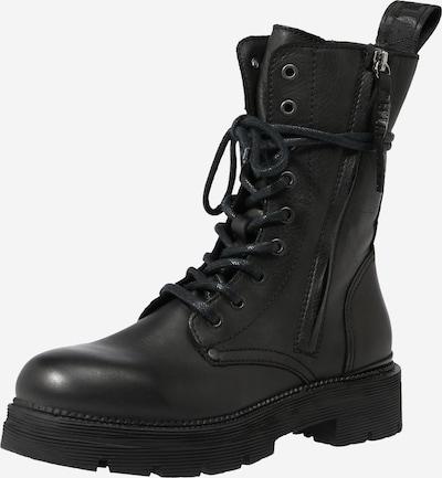 REPLAY Veterlaarsjes 'Standing' in de kleur Zwart, Productweergave