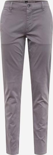BOSS Casual Chinohousut värissä harmaa, Tuotenäkymä