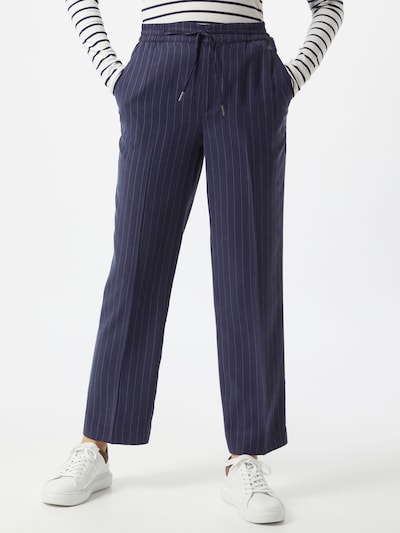 Pepe Jeans Hose 'Angy' in navy, Modelansicht