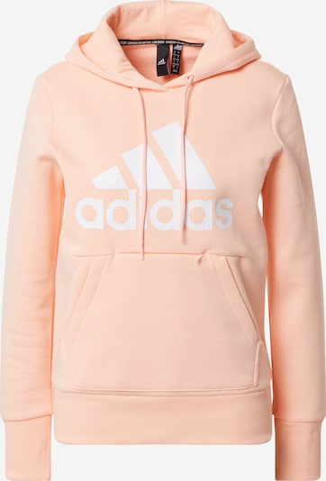 ADIDAS PERFORMANCE Sweat de sport en orange / corail / rose, Vue avec produit