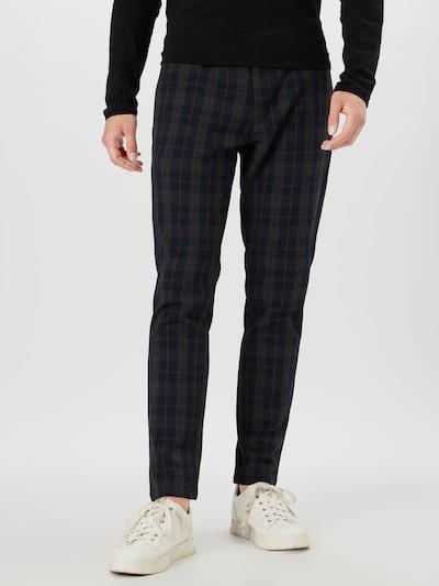 Only & Sons Chino kalhoty 'ONSMark' - noční modrá / hnědá / tmavě šedá, Model/ka