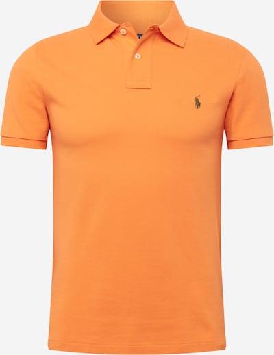 Tricou POLO RALPH LAUREN pe portocaliu: Privire frontală