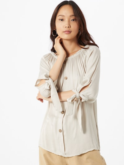 Hailys Bluse 'Eliana' in nude: Frontalansicht