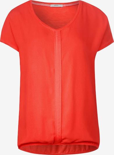 CECIL Shirt ' Indra' in de kleur Knalrood, Productweergave