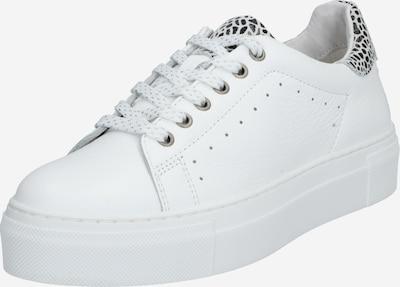 ABOUT YOU Baskets basses 'Sarina' en blanc, Vue avec produit