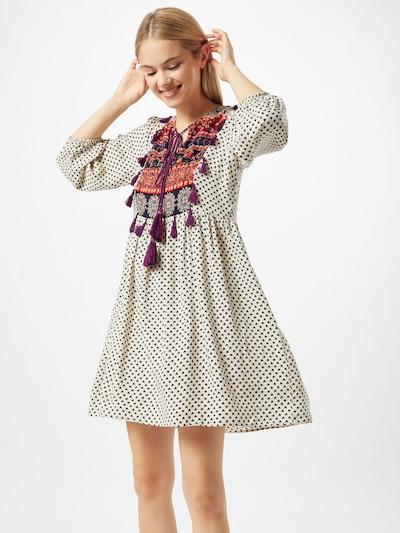 Y.A.S Kleid in mischfarben / weiß, Modelansicht