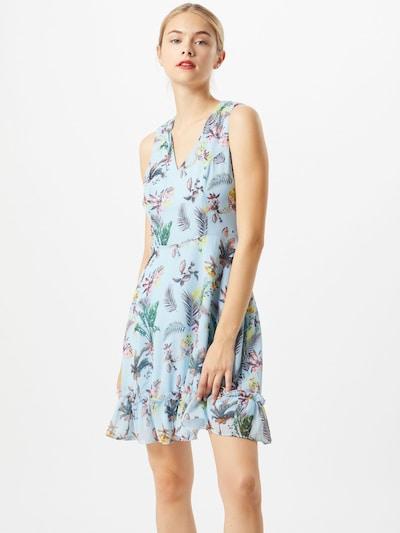 Trendyol Letné šaty - svetlomodrá / mätová, Model/-ka