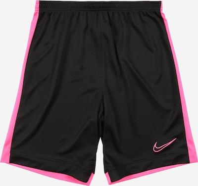 NIKE Spodnie sportowe w kolorze różowy / czarnym, Podgląd produktu